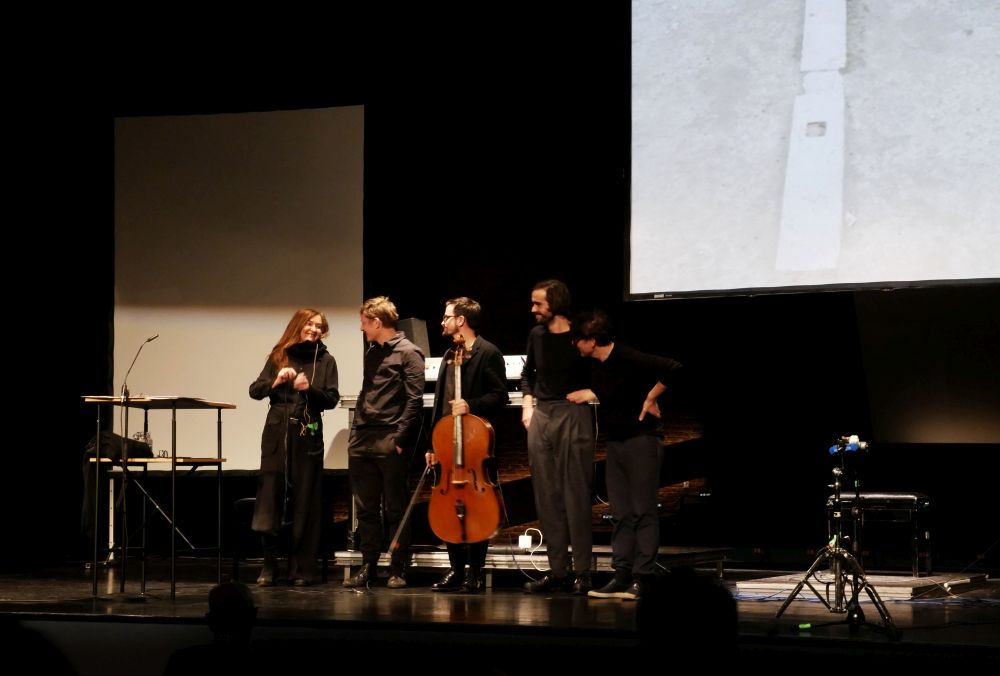 New Composers Collective & Astrid Ofner: Antigone.